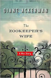 Audiobook Review: The Zookeeper's Wife post image
