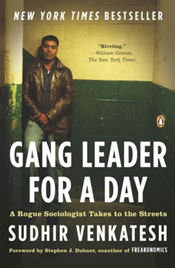 Review: Gang Leader for a Day post image