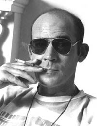 Post image for Fear and Loathing and Admiration of Hunter S. Thompson