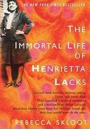 Review: The Immortal Life of Henrietta Lacks by Rebeca Skloot post image