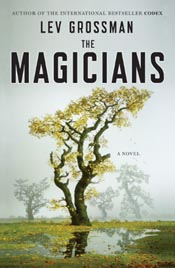 Review: The Magicians by Lev Grossman post image