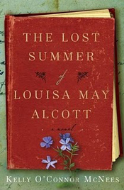 Review: The Lost Summer of Louisa May Alcott by Kelly O'Connor McNees post image