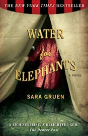 Post image for Review: Water for Elephants by Sara Gruen
