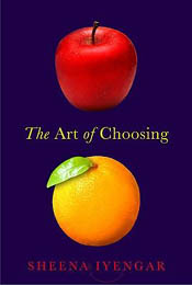 Review: The Art of Choosing by Sheena Iyengar post image