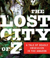 Post image for Audiobook Review: The Lost City of Z by David Grann