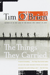 "Book Chat: ""The Things They Carried"" by Tim O'Brien post image"