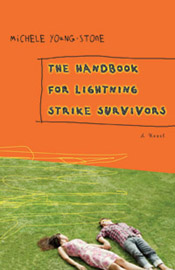 Review: The Handbook for Lightning Strike Survivors by Michelle Young-Stone post image
