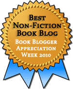 Post image for Thank You! Best Non-Fiction Book Blog 2010