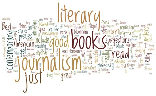 Post image for Reader Question: Well-Known Literary Journalism?
