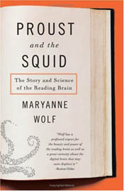 Post image for Audiobook Review: Proust and the Squid by Maryanne Wolf