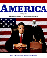 Audiobook Review: America (The Audiobook) by Jon Stewart post image