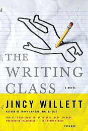 Review: The Writing Class by Jincy Willett post image