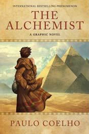 Post image for Review: The Alchemist – A Graphic Novel