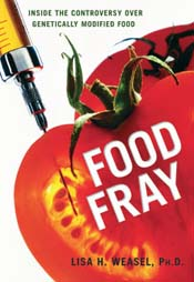 Review: Food Fray by Lisa H. Weasel post image