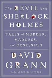 Audiobook Review: The Devil and Sherlock Holmes by David Grann post image