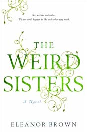 Review: The Weird Sisters by Eleanor Brown post image