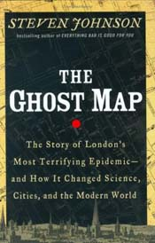 Audiobook Review: 'The Ghost Map' by Steven Johnson post image