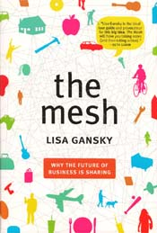 Thoughts: 'The Mesh' by Lisa Gansky post image