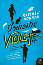 Review: 'Domestic Violets' by Matthew Norman post image