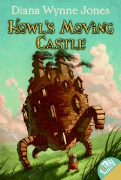 Post image for Book versus Movie: Howl's Moving Castle