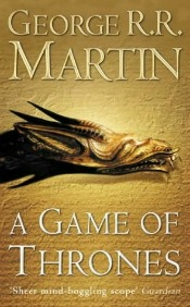 My Epic Read-a-Thon of 'A Game of Thrones' post image