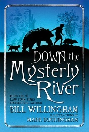 Review: 'Down the Mysterly River' by Bill Willingham post image