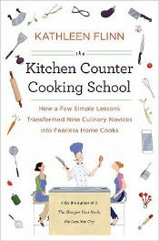 Post image for Review: 'The Kitchen Counter Cooking School' by Kathleen Flinn