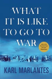Review: 'What It Is Like to Go to War' by Karl Marlantes post image