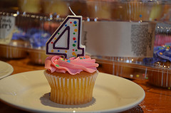 Happy Fourth Blogiversary to Me! post image
