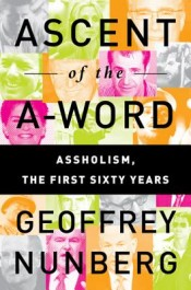Review: 'Ascent of the A-Word' by Geoffrey Nunberg post image