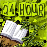 24-Hour Read-a-Thon: The Progress Post! post image