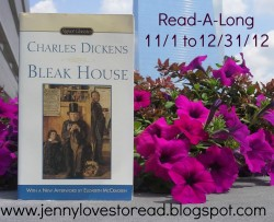 Post image for Joining a Read-a-Long of 'Bleak House' by Charles Dickens