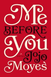 me before you by jojo moyes cover