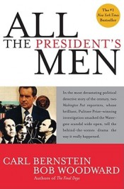 Thoughts: 'All the President's Men' by Carl Bernstein and Bob Woodward post image