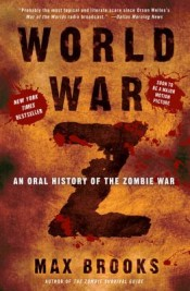 world war z by max brooks cover