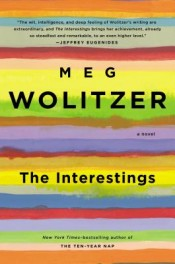 the interestings by meg wolitzer cover