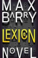 lexicon by max barry cover