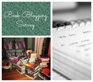 Post image for Take the Book Blogging Survey!