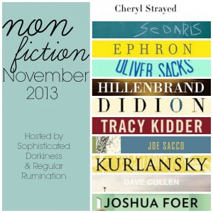 nonfiction november 2013