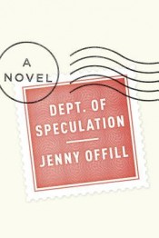 dept of speculation by jenny offill