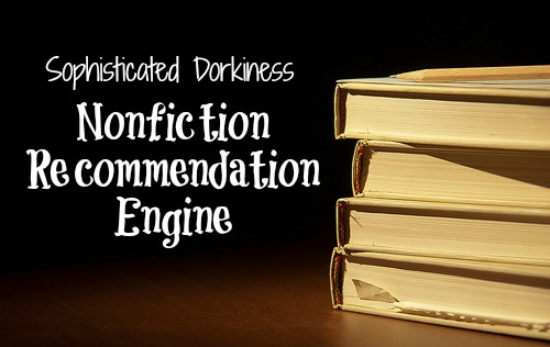 nonfiction recommendation engine