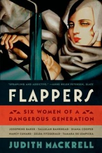 cover flappers judith mackrell