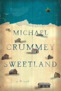 sweetland by michael crummey cover