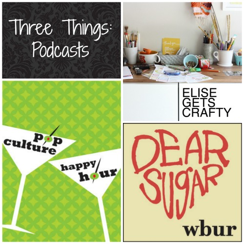 three things podcasts