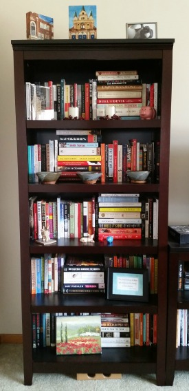 nonfiction shelf 600