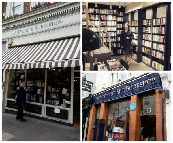 notting hill bookstores