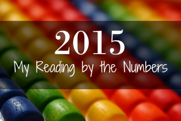 2015 reading by the numbers