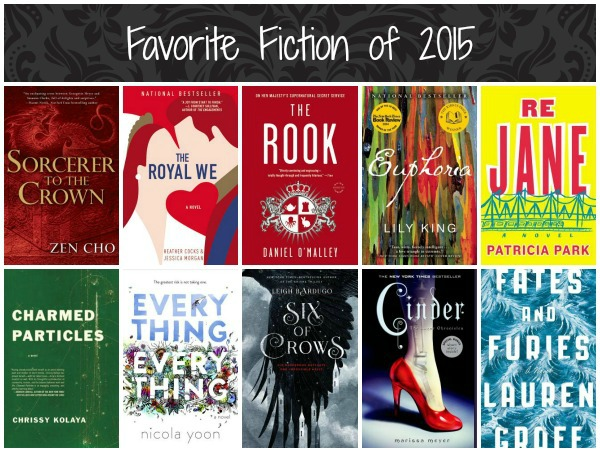 favorite fiction of 2015