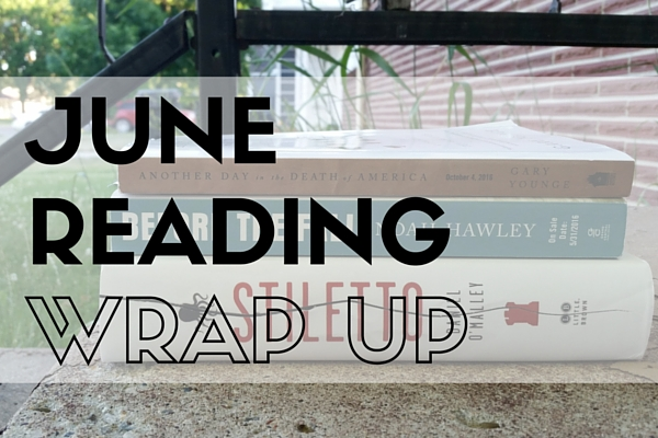 June 2016 Reading Wrap Up