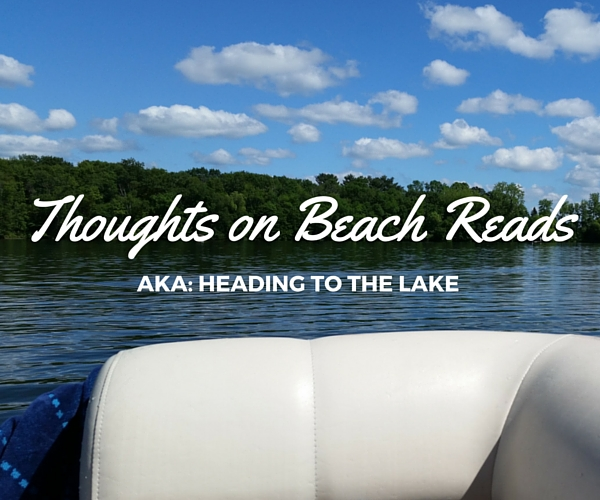 Thoughts on Beachy Reads